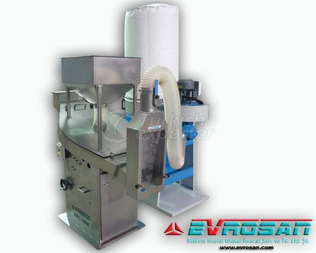 Nuts Blanching and Dust Extraction Machines