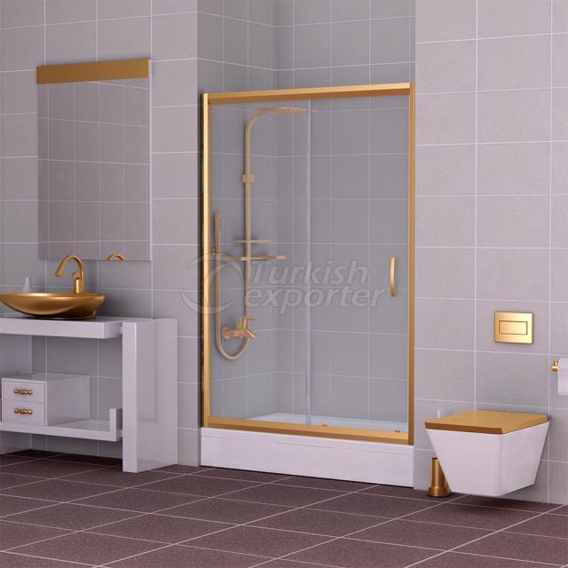 Cabine de chuveiro plana Quem
