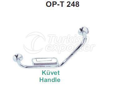Bathtub Handle OP-T 248