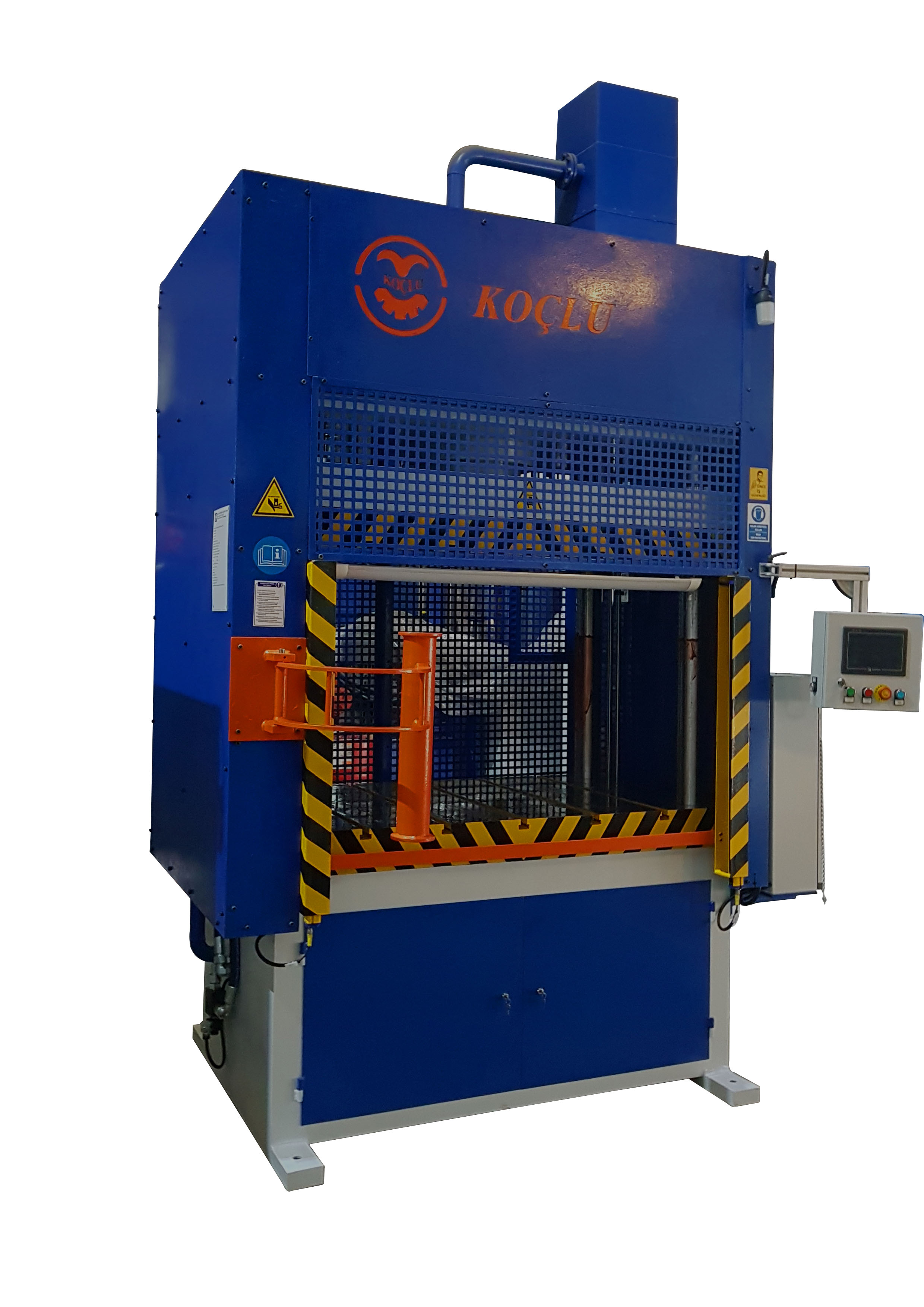 80 TON COLUMN HYDRAULIC PRESS MACHINE
