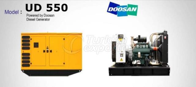 Diesel Generator - UD 550