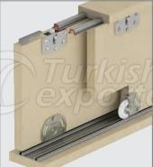 Adjustable Sliding Door System M03 6400