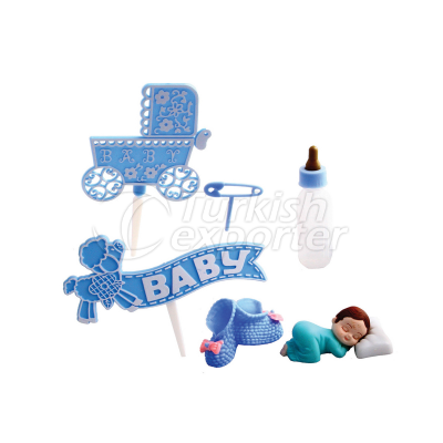 Baby Kit Blue