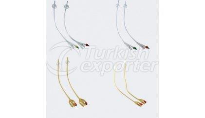 Wellead Foley Catheter Latex