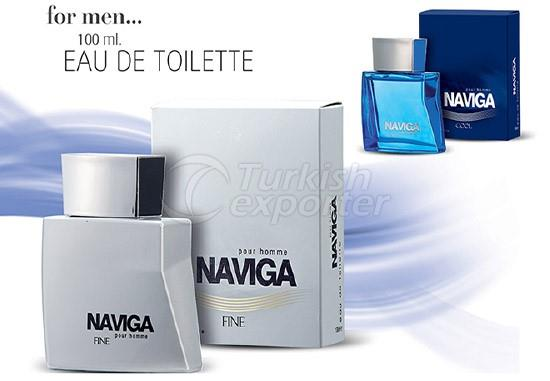 Naviga Eau de Toilette for men 100 ml
