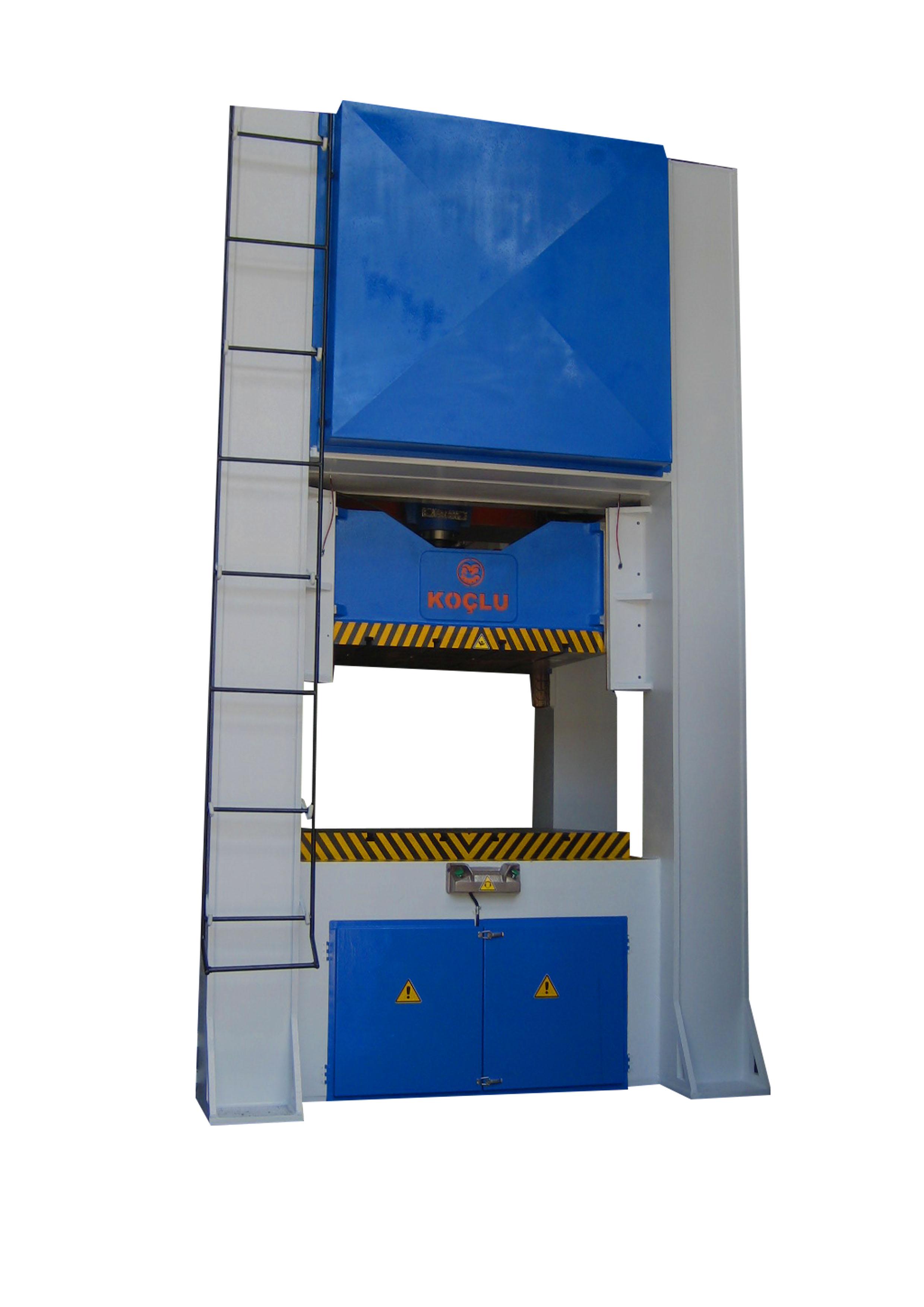 250 TON H TYPE Eccentric Press Machine