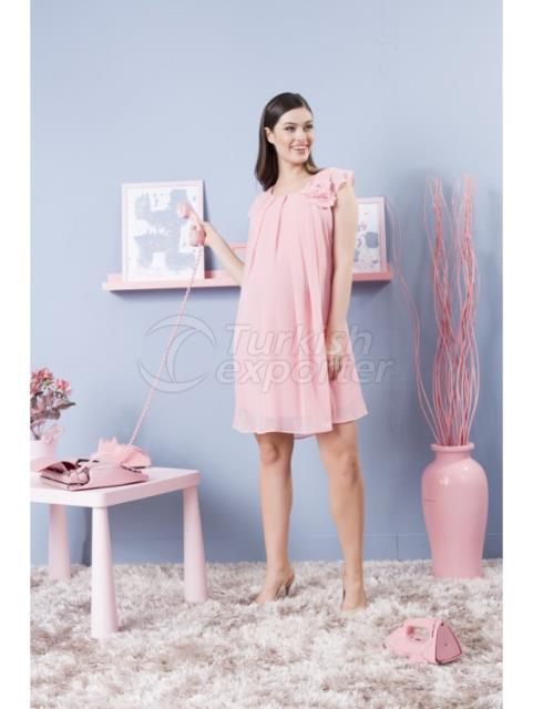 Pregnant Tidy Siphon Dress