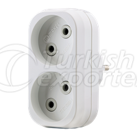 Sockets   -Goliath I Type Double Outlet