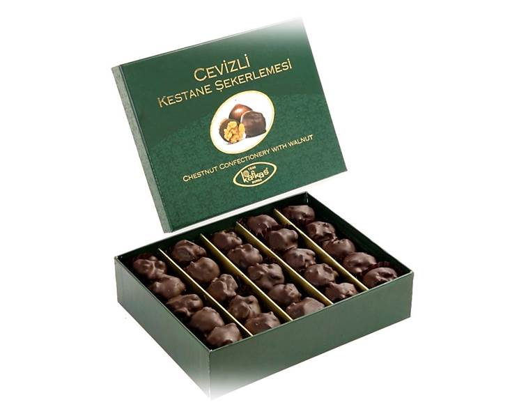 Chestnut Confectionery With Walnut
