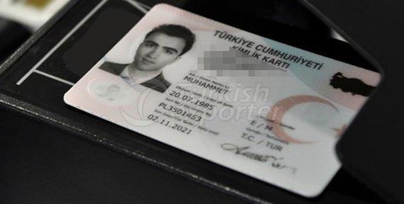 ID Identification Cards