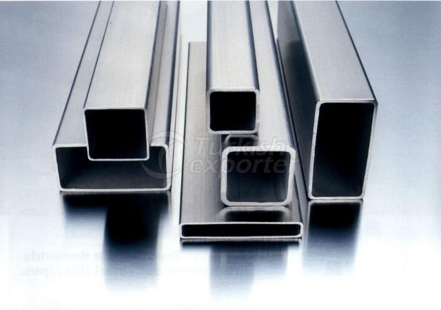 SS304 and SS316 Tubes - Profiles