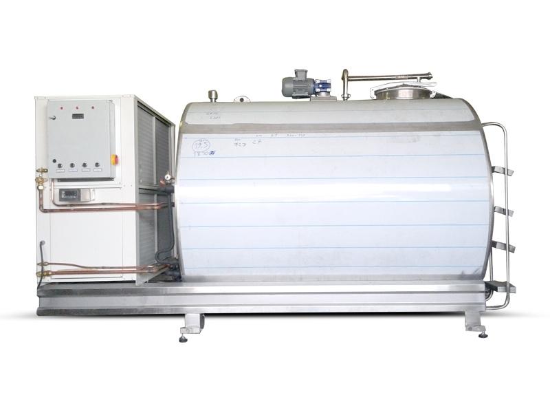 Horizontal Cooling Tanks 3000 LT