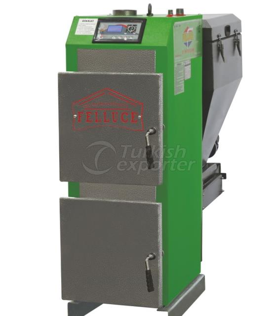 Piston (Automatic) Solid-Fuel Heating Boiler