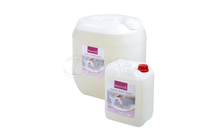 Hygenic Foam Soap