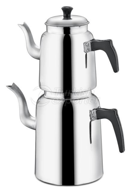 Aluminum Teapot