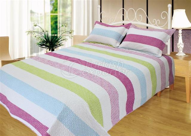 100% polyester quilt &bedspread