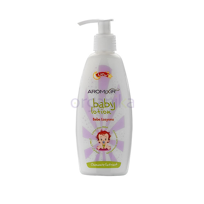 Aromixir Baby Lotion