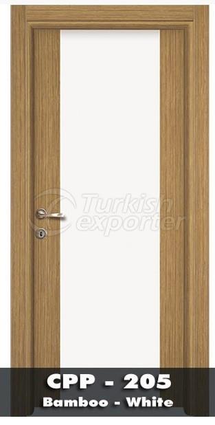 Door Bamboo White - CPP - 205
