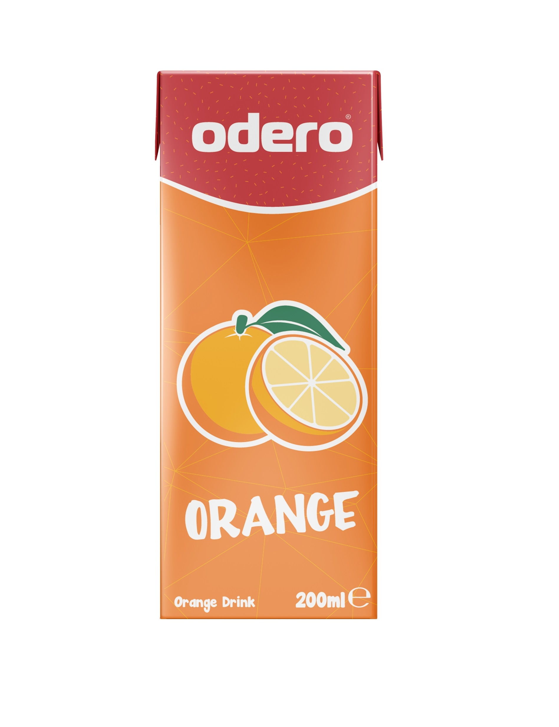 Orange Fruit Juice Best Price in Tetra Pak 200 ml