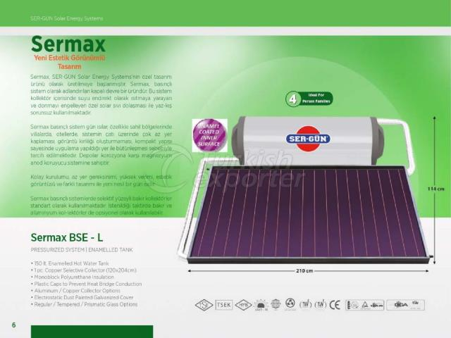 Energia Solar Sermax BSE-L