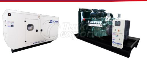 Diesel Generators -KJDD630
