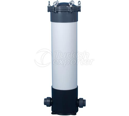 Mechanical Filtration - PVC Cartridge Filters