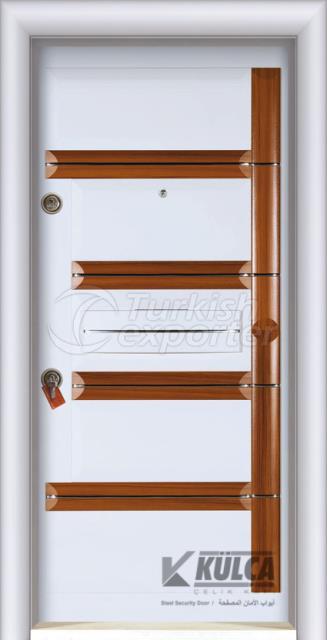 Z-9018 (Özel Çelik Kapı)