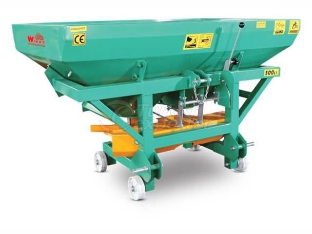 Fertilizer Spreader Machine FSM-9