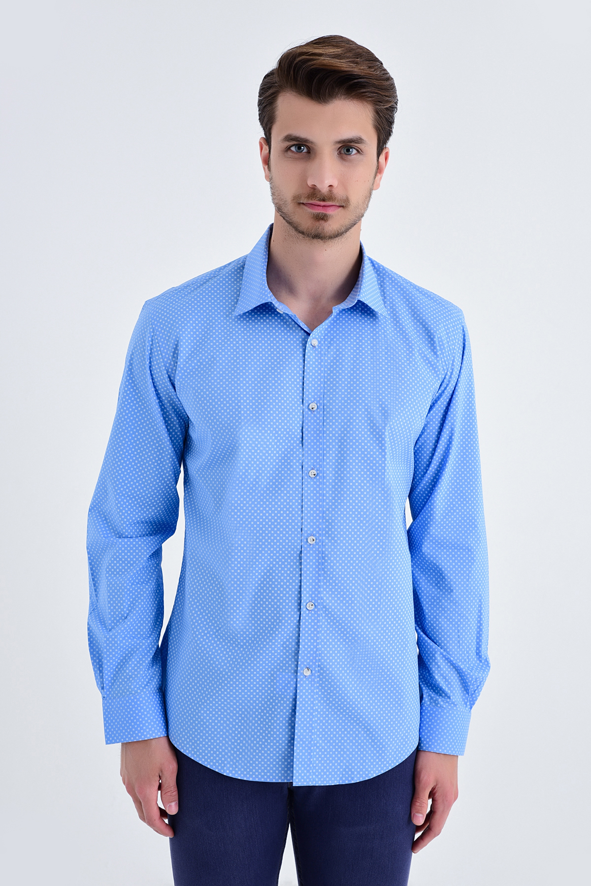 Slim Fit Shirt 16D190000102