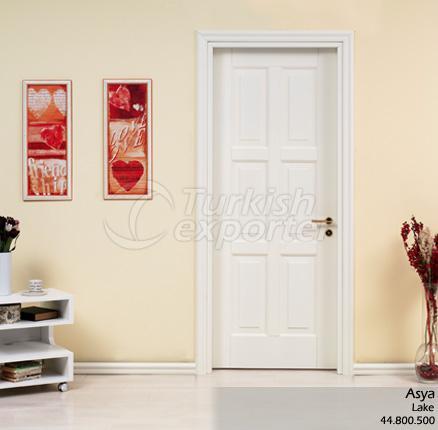 Ahşap Kapı Asya