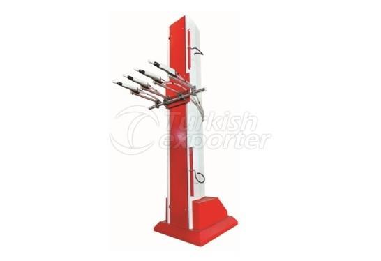 RAINBOW PLC CONTROLLED POWDER COATING RECIPROCATOR