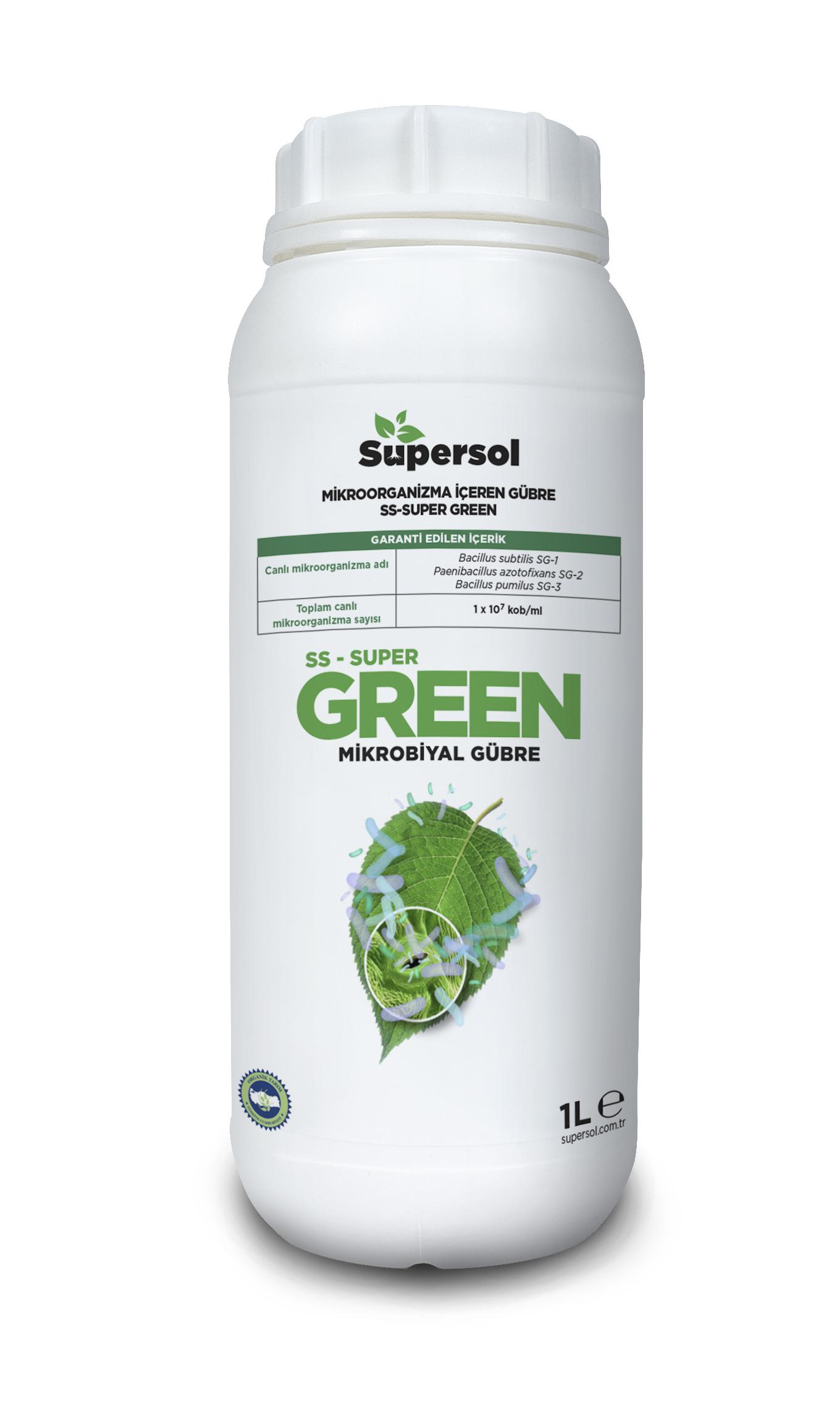 SS SUPER GREEN