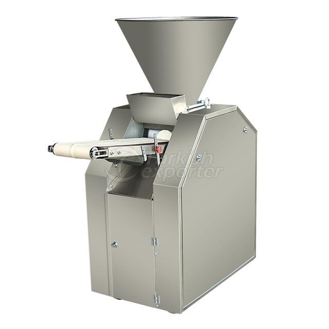 Dough Cut and Weigh Machine