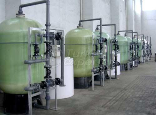 ABS Water Softening Units