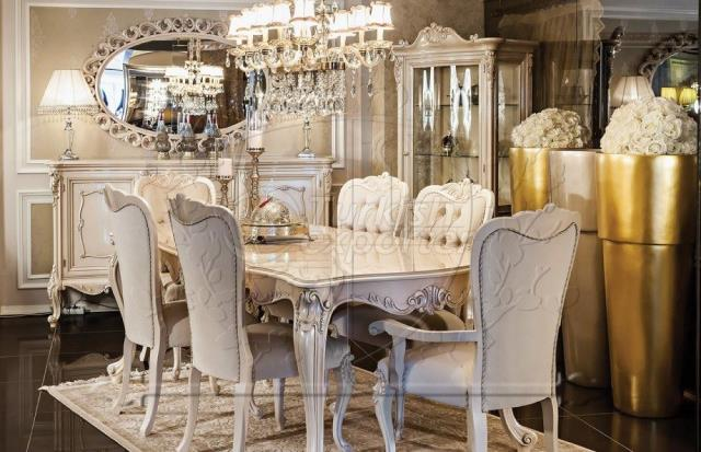 Roseغرفة طعام
