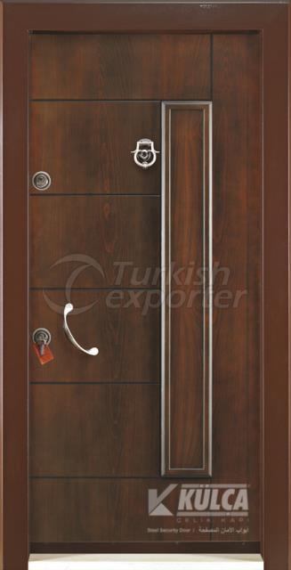 E-8011 (Panel Çelik Kapı)