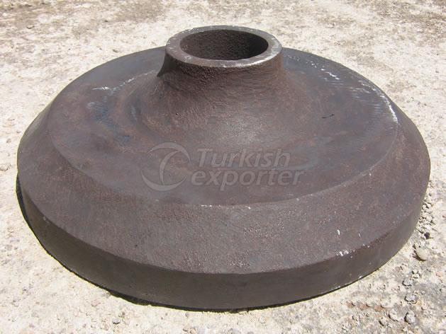 Distributor plate