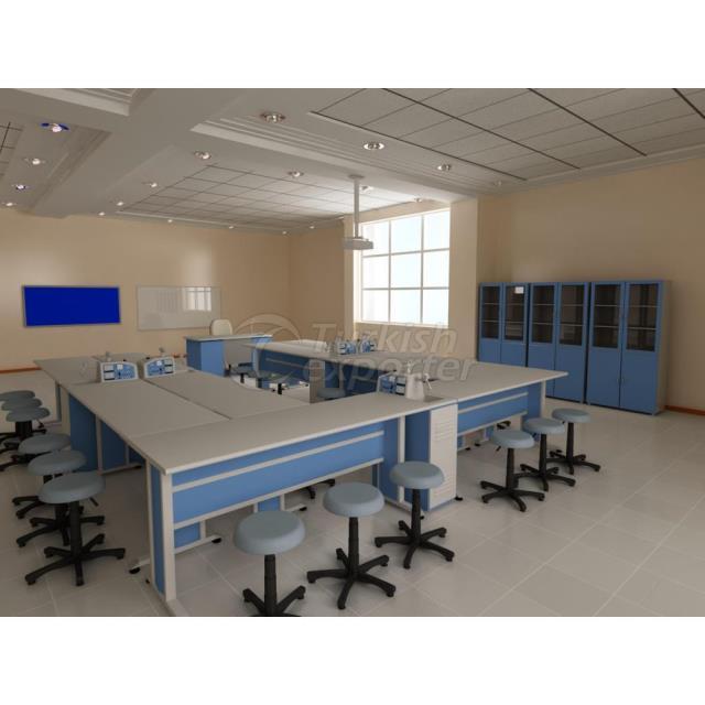Laboratoire de science