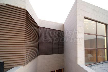 Composite Exterior Panel