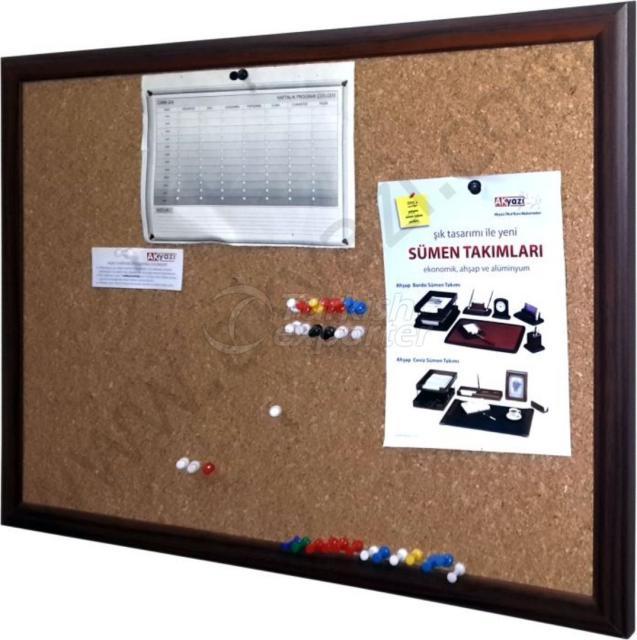 Safari Corkboard