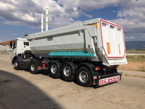 Tub Type Trailer