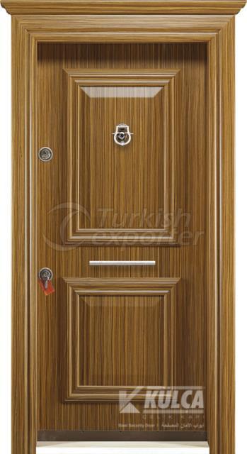 Z-9072 (Exclusive Steel Door)