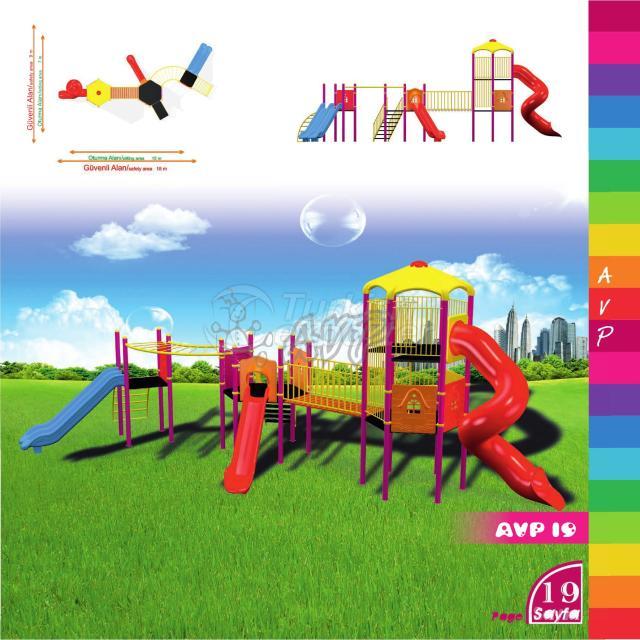 Playground Equipments
