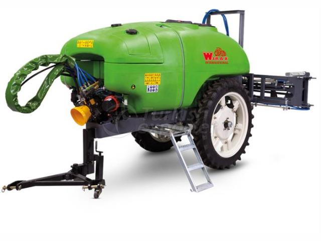 Sprayer Trailed Type High Wheel HW-16
