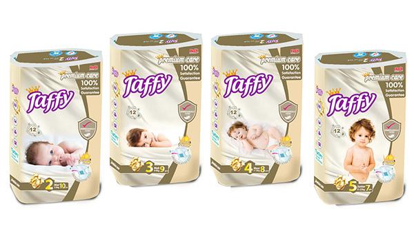 Taffy Baby Diaper