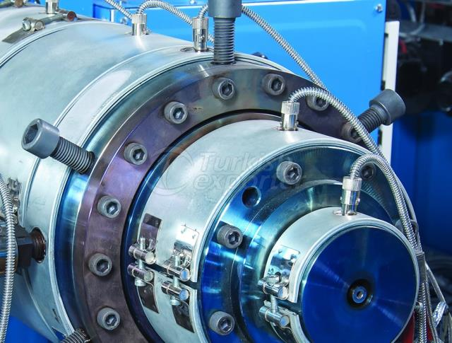 Pipe Extrusion Heads