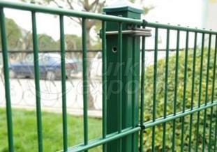 Double Panel Fence