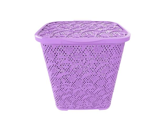 Lacy Laundry Basket
