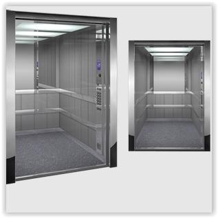 Elevator Cabin - Hospital