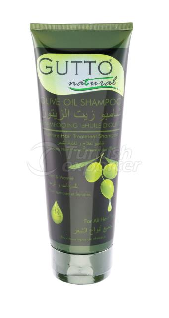 SHAMPOING AUX HUILES D'OLIVE 250ML